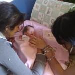 Mamma Francesca, Cristina e zia Renata!