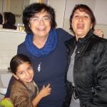 Cristina, Koleta e la piccola Simona